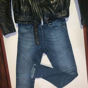 Skinny biker jeans GUC